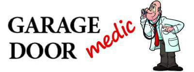 Garage Door Medic Logo