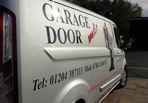 find out more about garage door medic